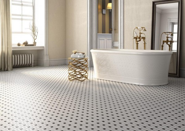 Bathe In Beautiful Bathroom Tile
